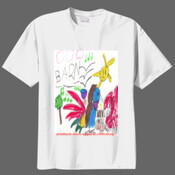 Musical Barn - 100% Cotton T-Shirt - 100% Cotton Tee