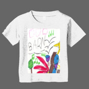 Musical Barn - 100% Cotton T-Shirt - Toddler T Shirt