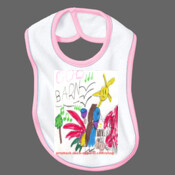 Musical Barn - 100% Cotton T-Shirt - Baby Bibs
