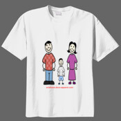 Family - 100% Cotton Tee